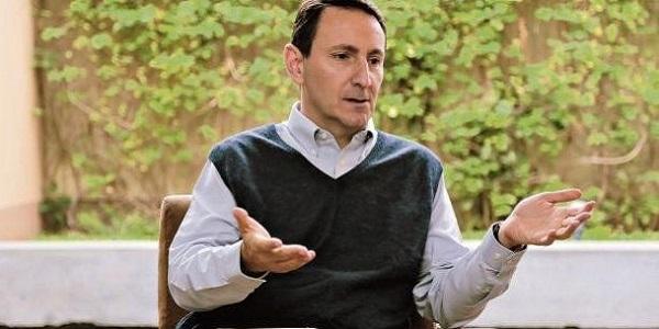 Alessandro Moroni superior general del Sodalicio de Vida Cristiana en entrevista a El Comercio
