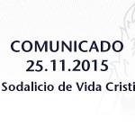 Comunicado – Sobre la Comisión de Ética para la Justicia y la Reconciliación