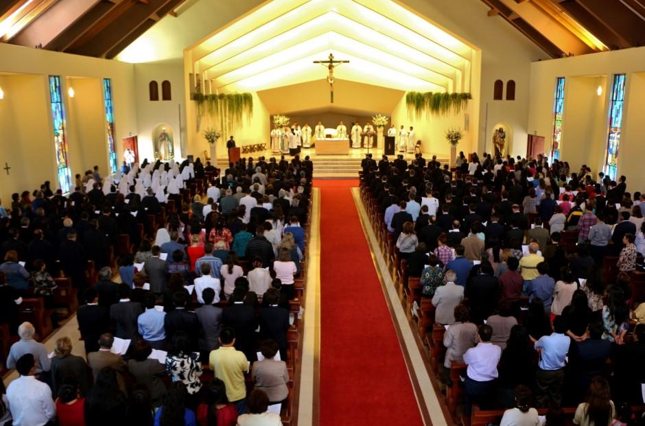 XLIV Aniversario del Sodalicio de Vida Cristiana en Lima 2015 (10)