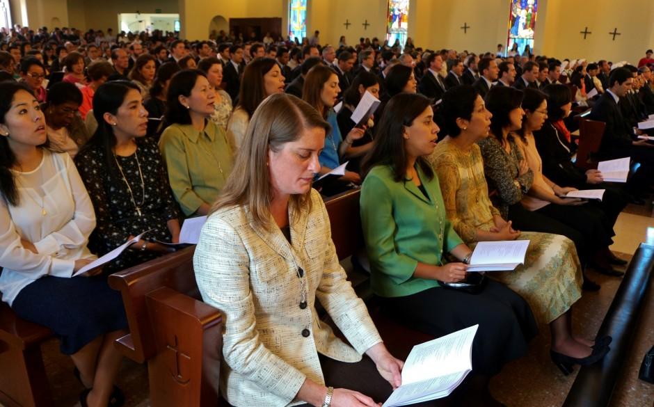 XLIV Aniversario del Sodalicio de Vida Cristiana en Lima 2015 (14)