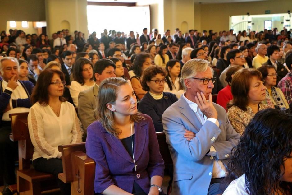 XLIV Aniversario del Sodalicio de Vida Cristiana en Lima 2015 (19)