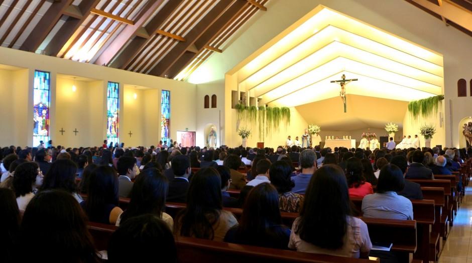 XLIV Aniversario del Sodalicio de Vida Cristiana en Lima 2015 (20)