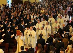 XLIV Aniversario del Sodalicio de Vida Cristiana en Lima 2015 (3)