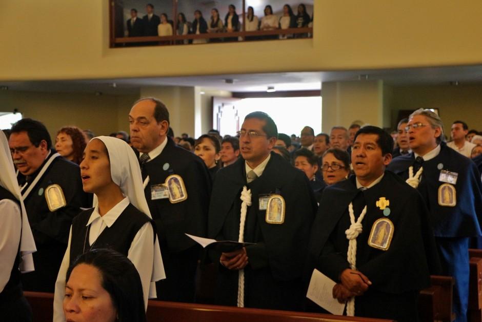 XLIV Aniversario del Sodalicio de Vida Cristiana en Lima 2015 (30)