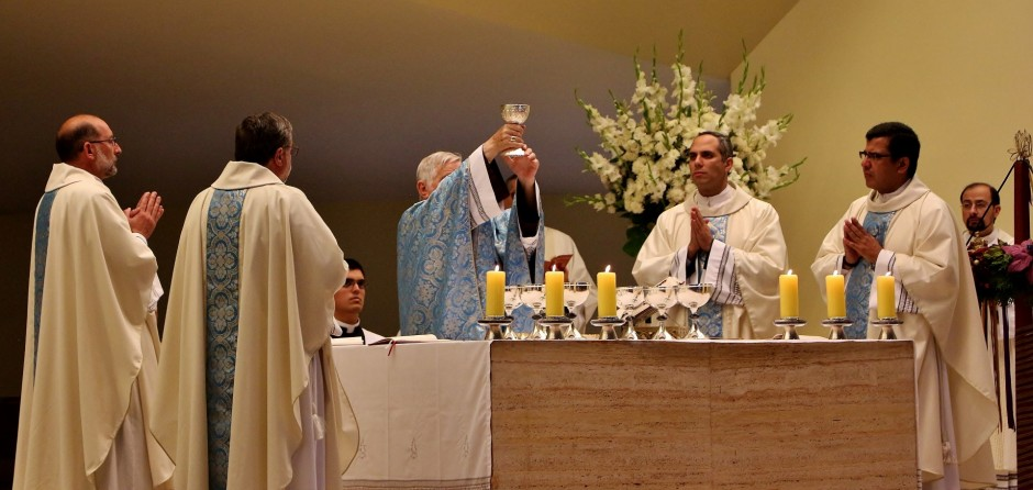 XLIV Aniversario del Sodalicio de Vida Cristiana en Lima 2015 (32)
