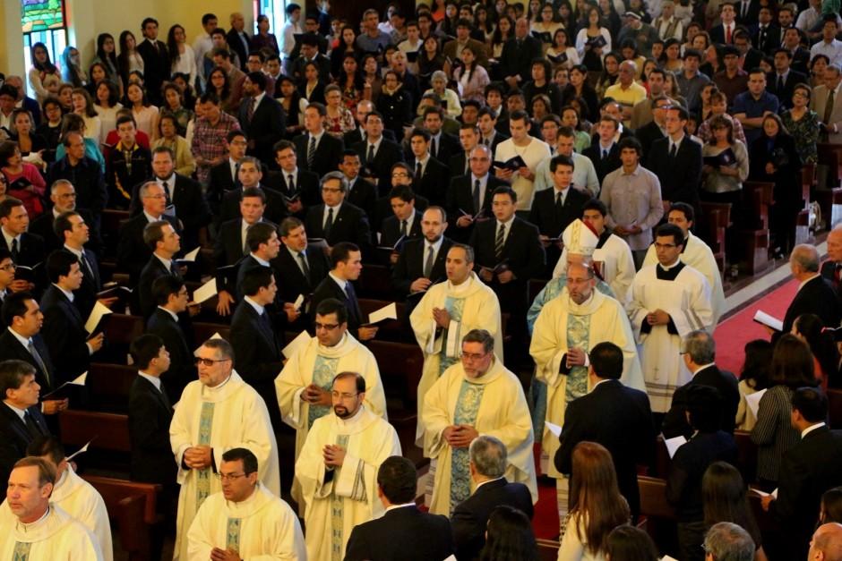 XLIV Aniversario del Sodalicio de Vida Cristiana en Lima 2015 (4)