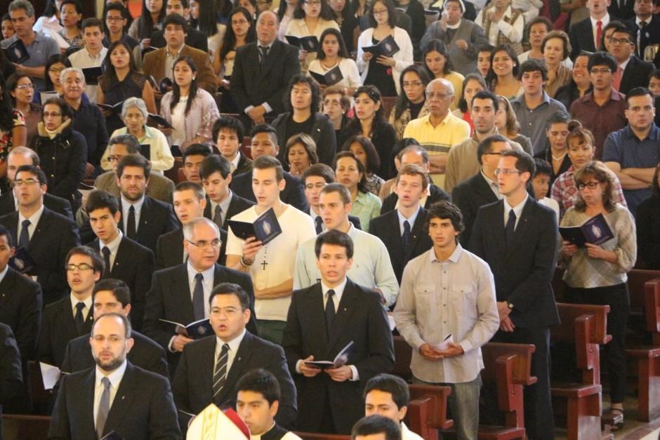 XLIV Aniversario del Sodalicio de Vida Cristiana en Lima 2015 (5)