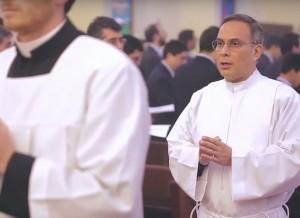 Ordenacion Diacional de Jaime Gomez Bolaños - Noticias del Sodalicio de Vida Cristiana
