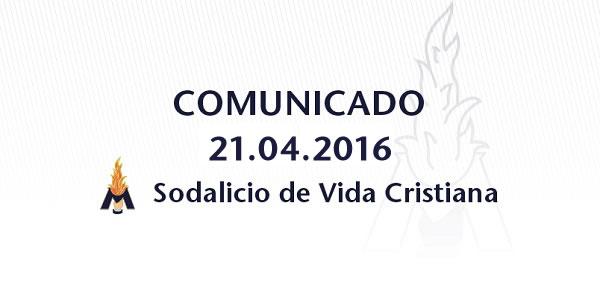 comunicado 21-04-2016