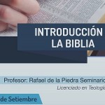 Dictarán curso sobre Introducción a la Biblia en la Parroquia Nuestra Señora de la Reconciliación