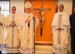 Galería de fotos - Ordenación Sacerdotal Jaime Gómez Bolaños - Sodalicio de Vida Cristiana - Noticias Sodálites