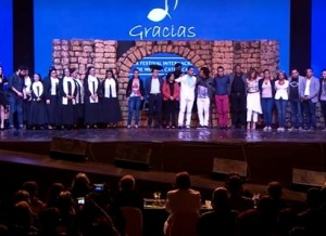 Gran final del Festival Internacional Gracias a Dios - Familia Sodálite Noticias