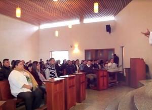 Misa de preparacion para el Festival Gracias a Dios - Noticias Sodálites