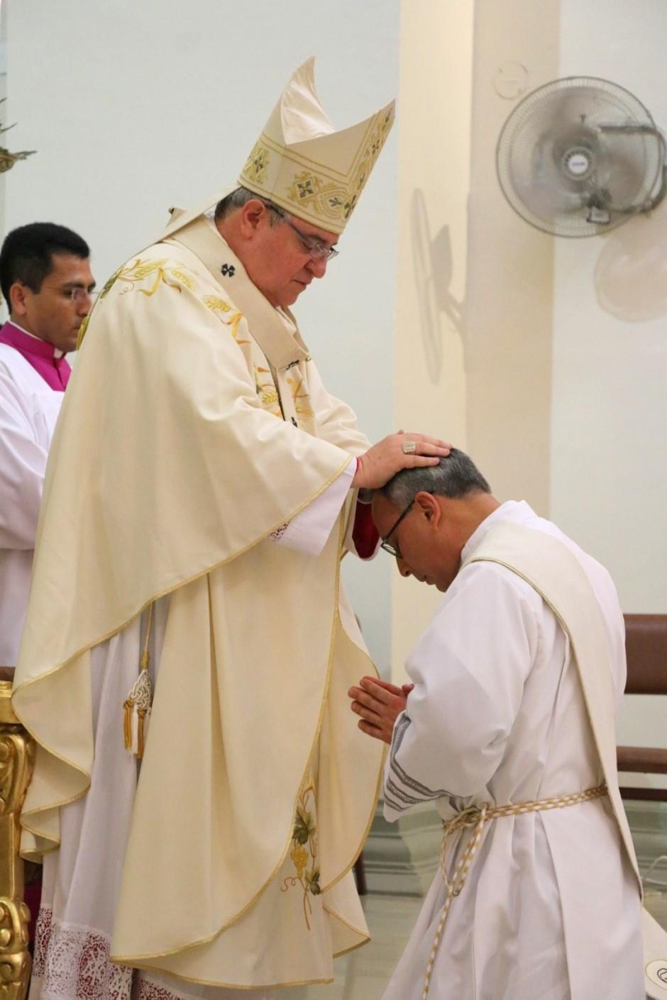 Ordenación Sacerdotal de Jaime Gómez Bolaños - Sodalicio de Vida Cristiana (15)