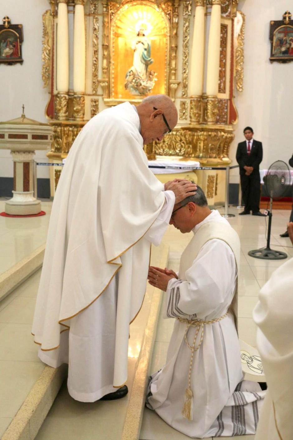 Ordenación Sacerdotal de Jaime Gómez Bolaños - Sodalicio de Vida Cristiana (22)