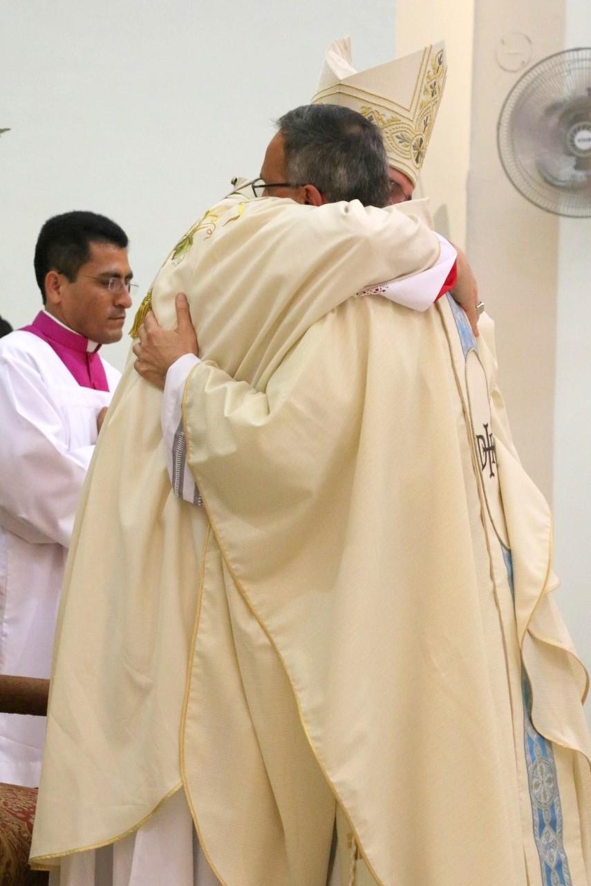 Ordenación Sacerdotal de Jaime Gómez Bolaños - Sodalicio de Vida Cristiana (25)