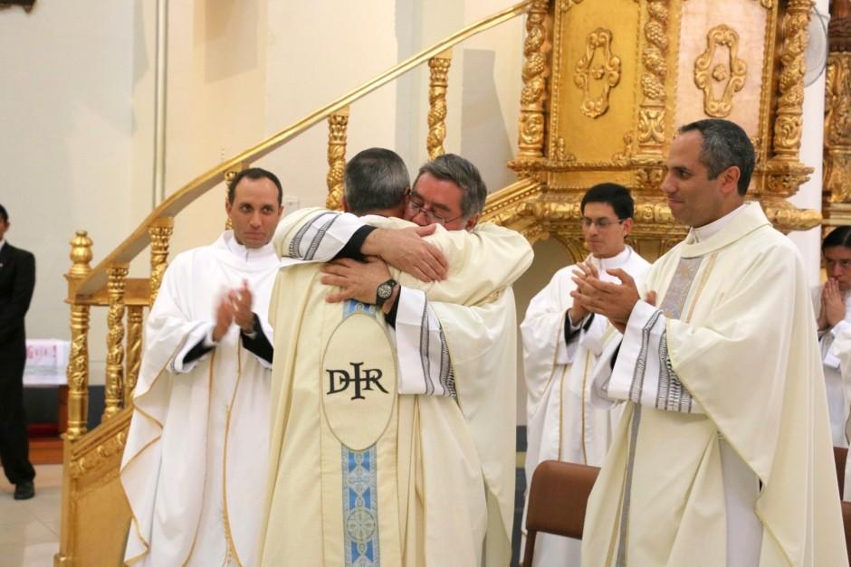 Ordenación Sacerdotal de Jaime Gómez Bolaños - Sodalicio de Vida Cristiana (27)