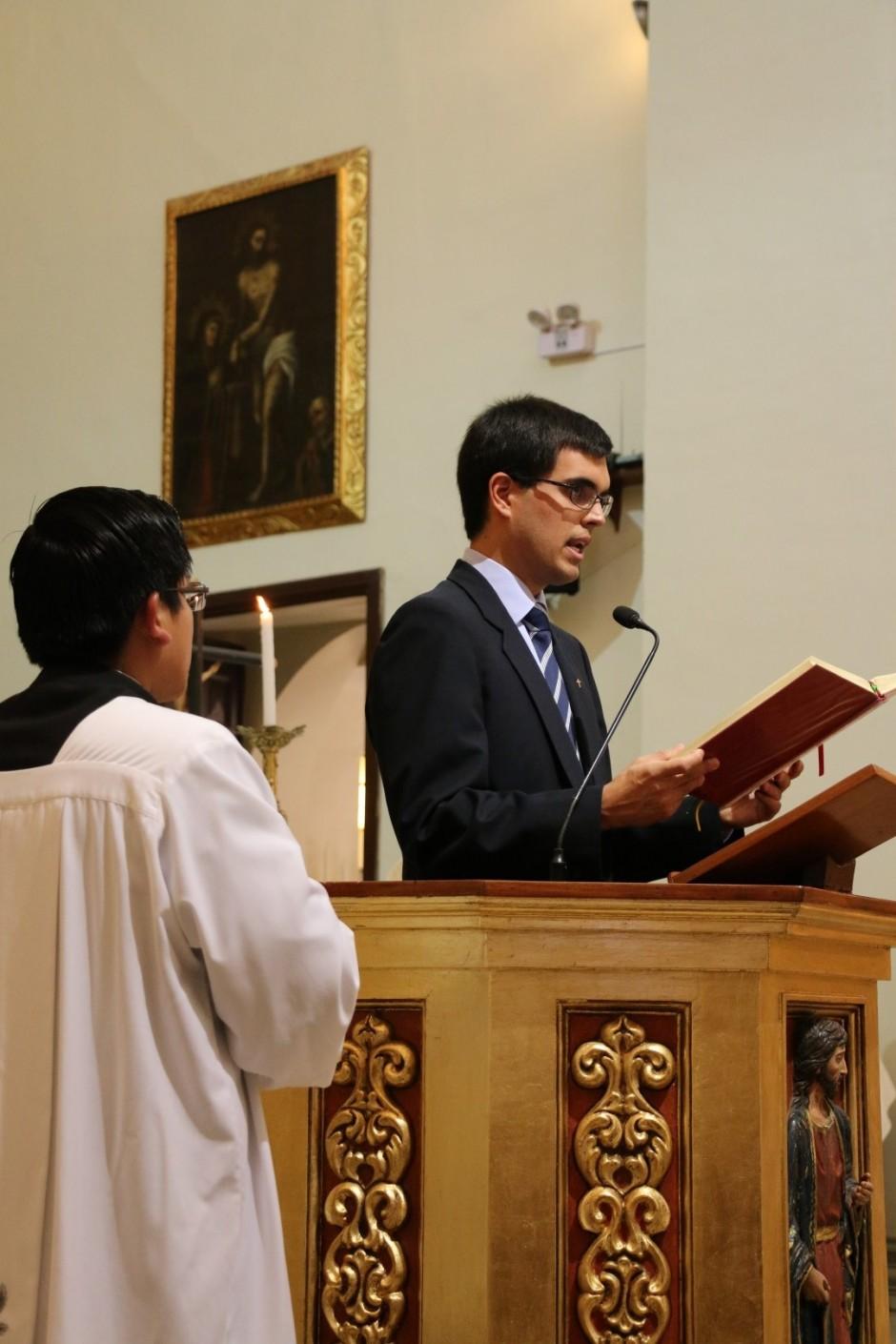 Ordenación Sacerdotal de Jaime Gómez Bolaños - Sodalicio de Vida Cristiana (3)
