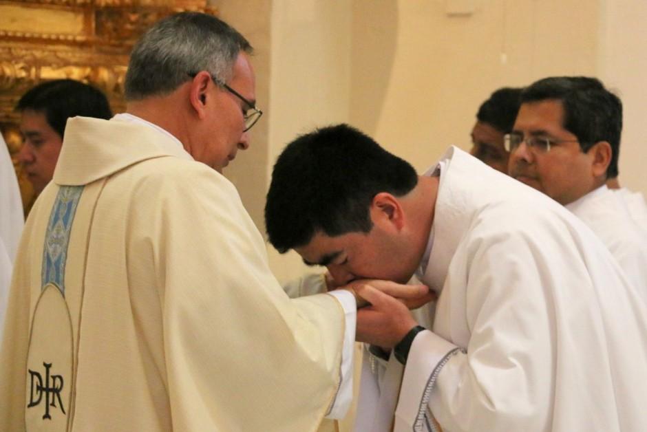 Ordenación Sacerdotal de Jaime Gómez Bolaños - Sodalicio de Vida Cristiana (30)