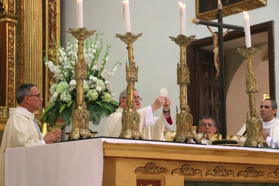 Ordenación Sacerdotal de Jaime Gómez Bolaños - Sodalicio de Vida Cristiana (37)