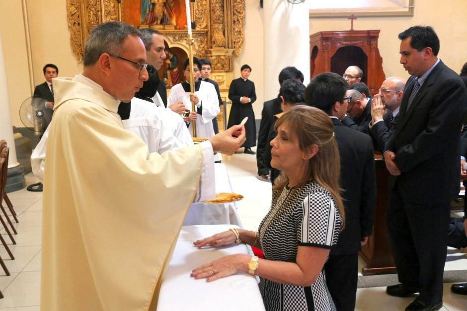 Ordenación Sacerdotal de Jaime Gómez Bolaños - Sodalicio de Vida Cristiana (38)