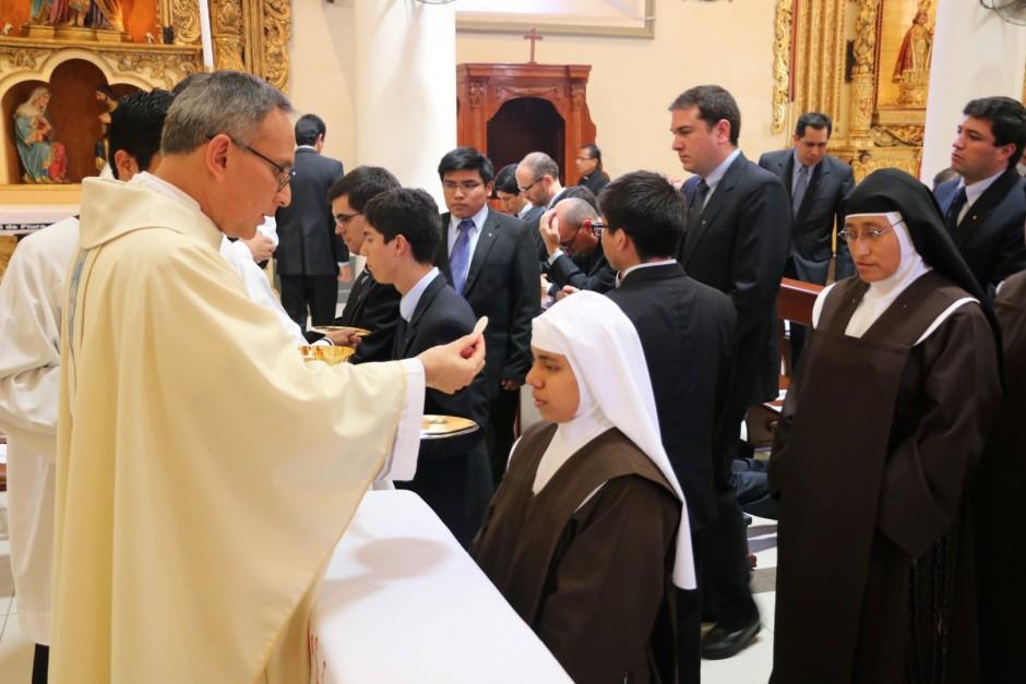 Ordenación Sacerdotal de Jaime Gómez Bolaños - Sodalicio de Vida Cristiana (40)
