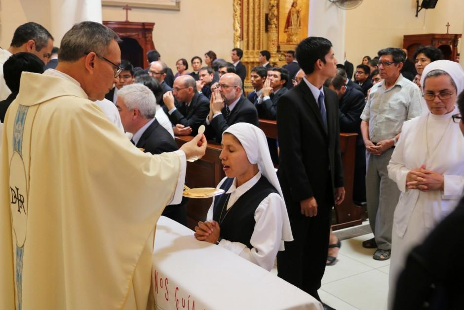 Ordenación Sacerdotal de Jaime Gómez Bolaños - Sodalicio de Vida Cristiana (41)