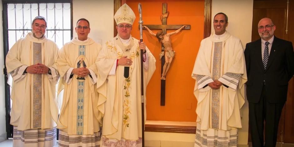 Ordenación Sacerdotal de Jaime Gómez Bolaños - Sodalicio de Vida Cristiana (43)