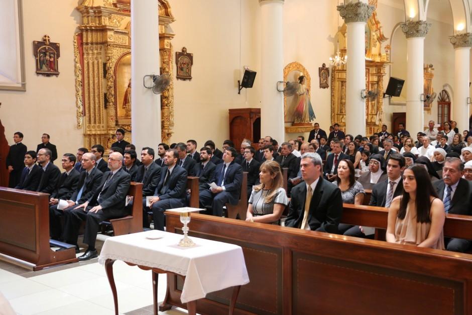 Ordenación Sacerdotal de Jaime Gómez Bolaños - Sodalicio de Vida Cristiana (7)