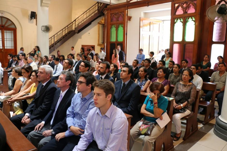 Ordenación Sacerdotal de Jaime Gómez Bolaños - Sodalicio de Vida Cristiana (9)