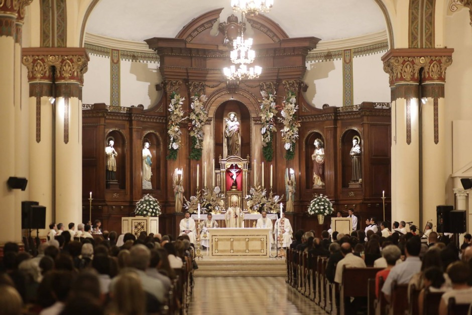 Ordenación Sacerdotal de Santiago Posada en Medellín - Noticias Sodálites (5)