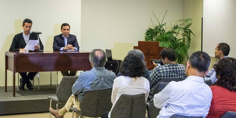 Presentación del libro Camino hacia Dios de Vida y Espiritualidad en Camacho - Familia Sodálite Noticias (2)