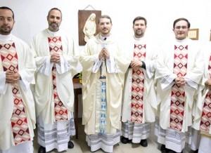 Primera misa del P Santiago Posada Sierra - Noticias Sodálites - Portada galería