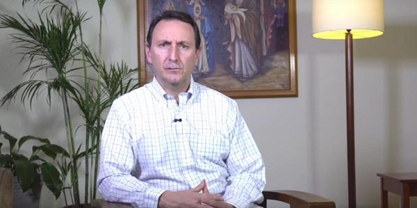 Mensaje de Alessandro Moroni sobre las reparaciones a víctimas del Sodalicio de Vida Cristiana