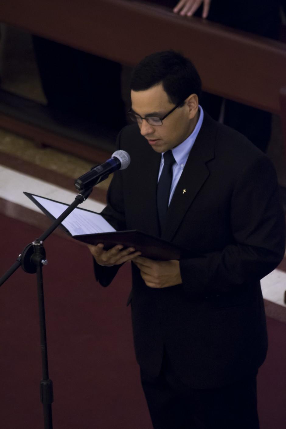 Profesión Perpetua de José Miguel Montoya y Mijailo Bokan en el Sodalicio de Vida Cristiana (2)