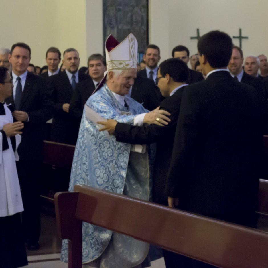 Profesión Perpetua de José Miguel Montoya y Mijailo Bokan en el Sodalicio de Vida Cristiana (4)