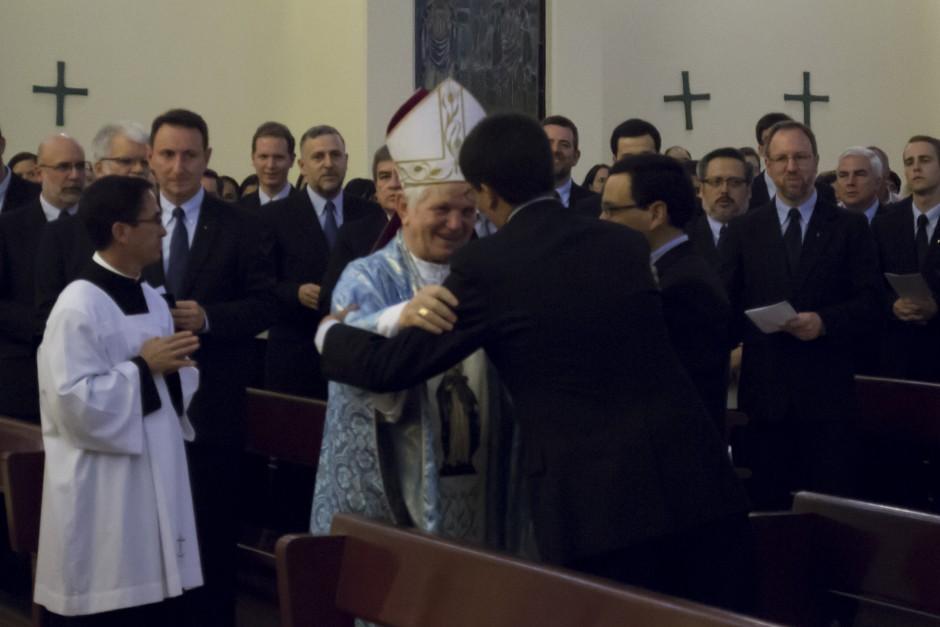 Profesión Perpetua de José Miguel Montoya y Mijailo Bokan en el Sodalicio de Vida Cristiana (5)