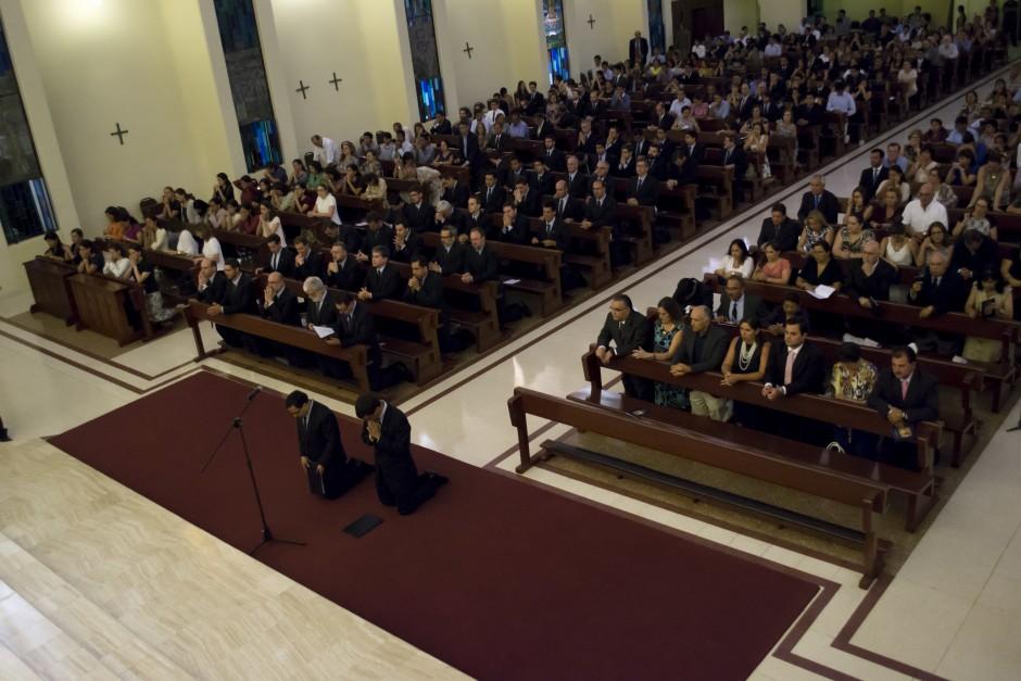 Profesión Perpetua de José Miguel Montoya y Mijailo Bokan en el Sodalicio de Vida Cristiana (9)
