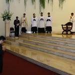 Jóvenes se consagraron a perpetuidad en el Sodalicio de Vida Cristiana