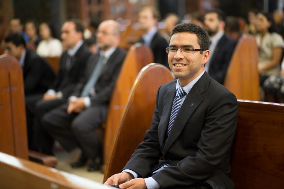 Profesión Perpetua de Óscar Tamayo en el Sodalicio de Vida Cristiana - Noticias Sodálites (1)