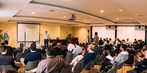Miembros del Sodalicio de Vida Cristiana participaron de  Jornada de Formacion a cargo del P Guarinelli - Noticias Sodálites (1)
