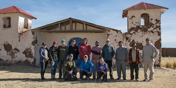 Jóvenes del Sodalicio de Vida Cristiana llevaron abrigo a los más necesitados de Puno durante Misiones 2017 - Noticias Sodálites (1)