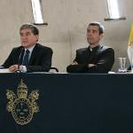 """Presentan libro """"San Agustín. Maestro y Doctor"""" del Dr. Gustavo Sánchez Rojas"""