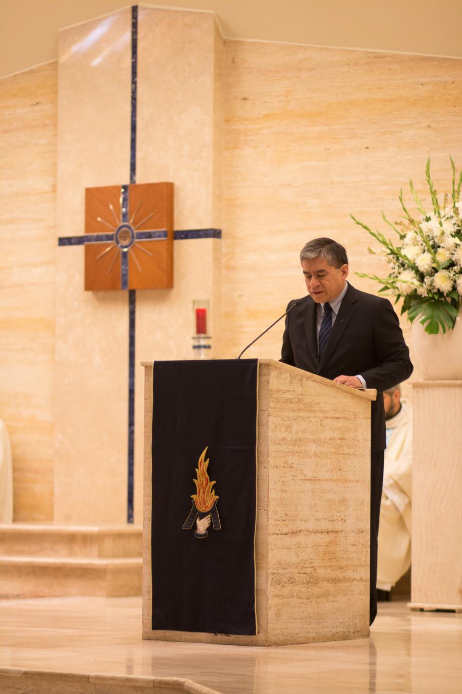 Profesión Perpetua de José Antonio Dávila en el Sodalicio de Vida Cristiana (18)