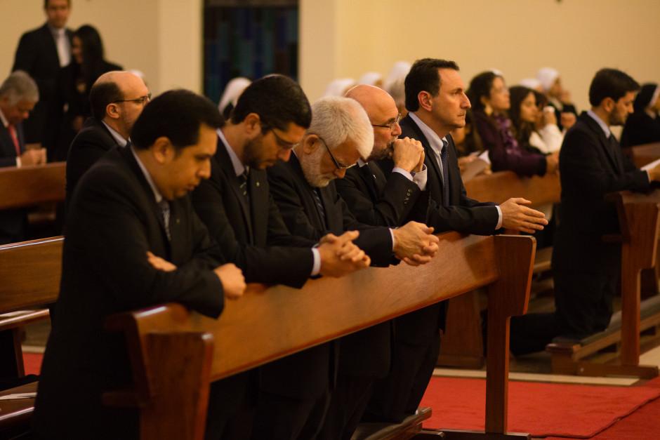Profesión Perpetua de José Antonio Dávila en el Sodalicio de Vida Cristiana (2)