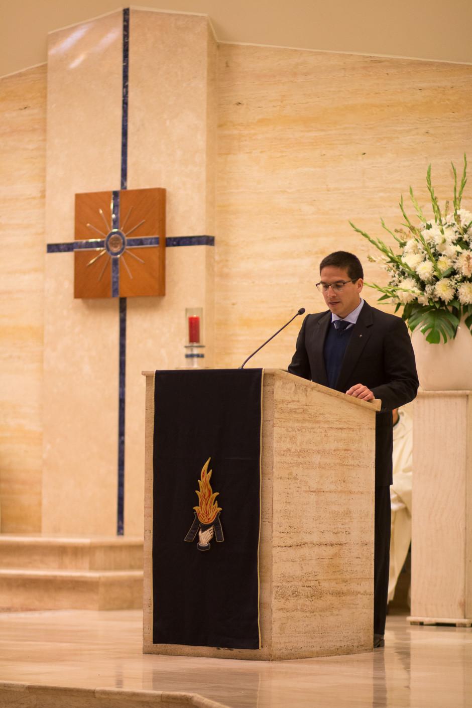 Profesión Perpetua de José Antonio Dávila en el Sodalicio de Vida Cristiana (20)