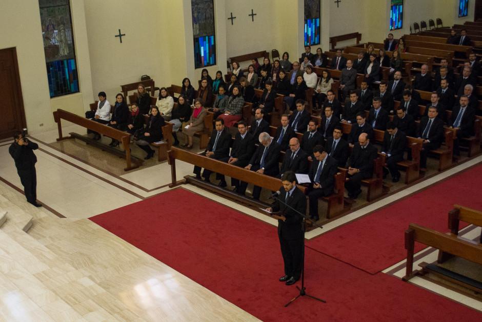 Profesión Perpetua de José Antonio Dávila en el Sodalicio de Vida Cristiana (26)