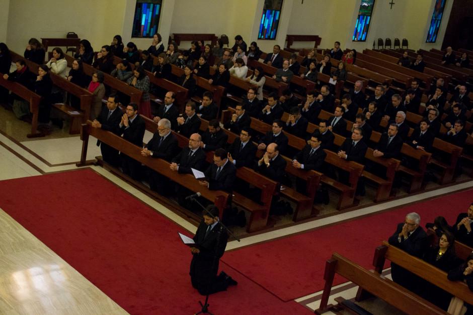 Profesión Perpetua de José Antonio Dávila en el Sodalicio de Vida Cristiana (29)