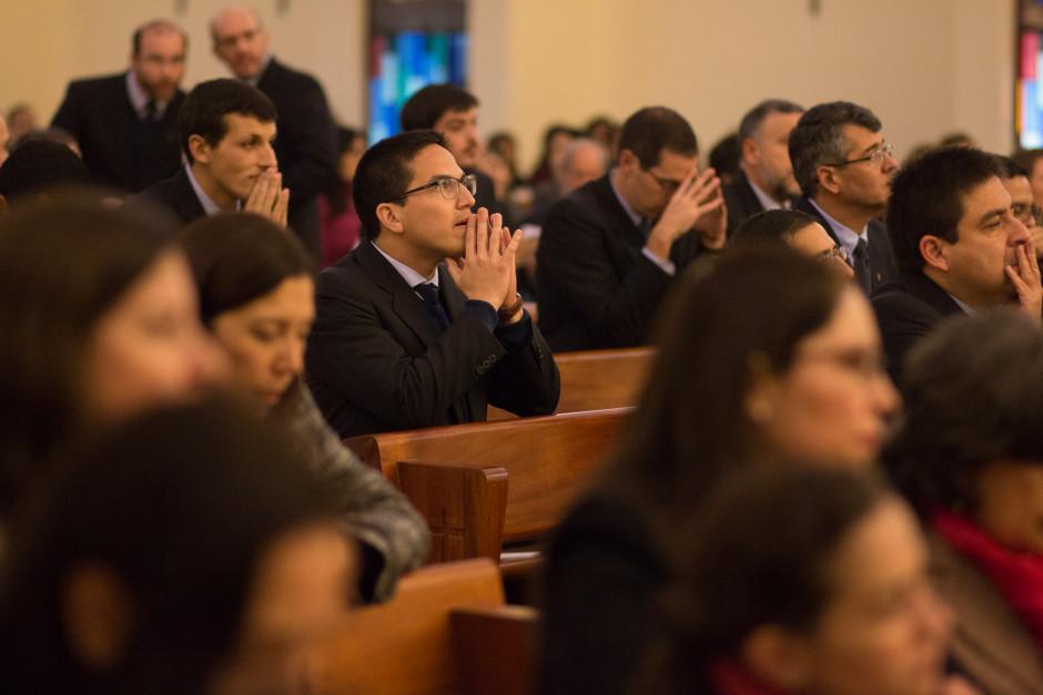 Profesión Perpetua de José Antonio Dávila en el Sodalicio de Vida Cristiana (3)