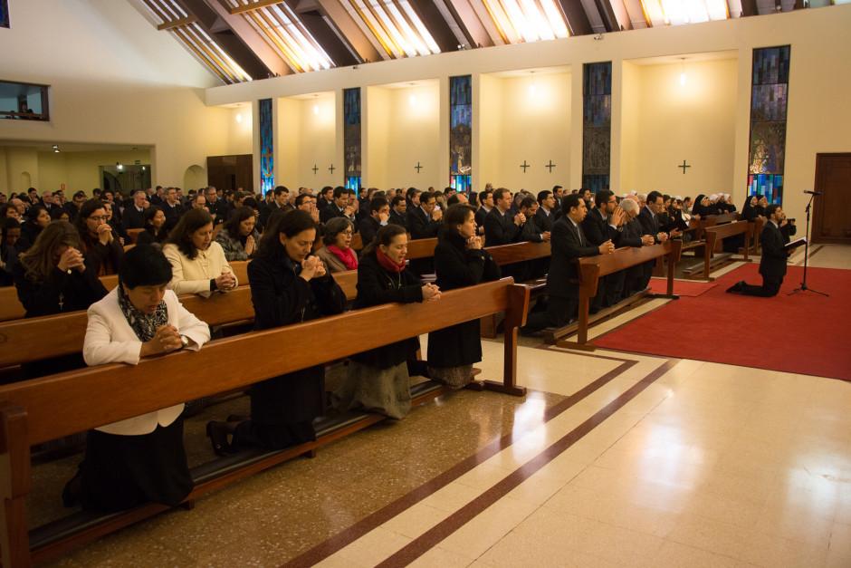 Profesión Perpetua de José Antonio Dávila en el Sodalicio de Vida Cristiana (30)